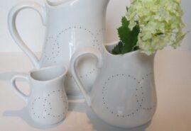 Håndmalet porcelæn