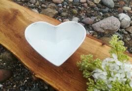 Lille hjerte ST i vand kandt